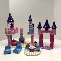 Lego Duplo Disney Princess Cinderella Castle With Prince Charming Figures 60 pcs