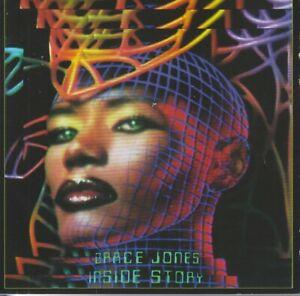 Grace Jones - Inside Story - Album CD - TBE