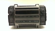 Original 2009-2010 Toyota Corolla Matrix AM FM Radio CD MP3 Spieler  86120-02710