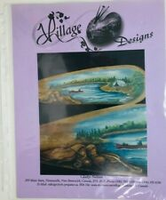 Gladys Neilsen Tole Painting Packet Great Canadian Tradition Fishing Season