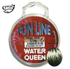Nylon Water Queen Fun Line 0.20mm 2.500kg 100m