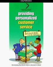 Crisp: Retailing Smarts Series: Providing Personalized Customer Service Big Book