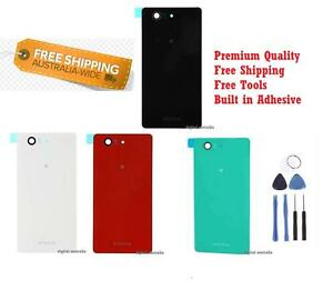 Sony Xperia M4 M5 Z1 Z2 Z3 Z5 Compact Housing Replacement Battery Cover Case