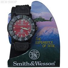 Smith & Wesson Orologio da polso Firefighter Nylon bracciale