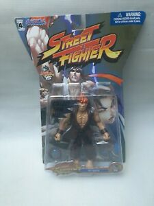 Jazwares Street Fighter 15th Anniversary Akuma BRAND NEW SEALED