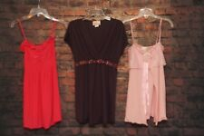 Lof of 3 MATERNITY TOPS SHIRTS Size S Small - New without Tags NWOT - Summer -