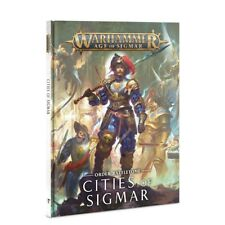Battletome Cities of Sigmar Warhammer AOS Age of Sigmar