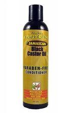 Jamaican Huile De Ricin Noir sans parabènes Après-shampooing (237ml)