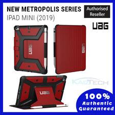 ORIGINAL UAG Metropolis Protection Case for Apple iPad Mini 5 2019  (Magma-Red)