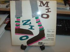 """E.P. PINO CALVI / BARIMAR """"MIO ZIO"""" 1958 LA VOCE DEL PADRONE 7E-MQ64 O.S.T."""