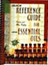 Quick Reference Guide for Using Essential Oils, , Acceptable Book