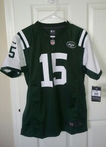 NIKE NEW YORK JETS Tim Tebow #15 JERSEY size youth XL New. Retail:$70