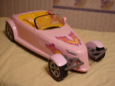 Barbie Size Very Rare Prowler By Es Toys In Pink