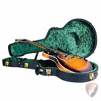 New! Guardian CG-044-HS ES-335 Style Thin Body Deluxe Semi-Hollow Guitar Case
