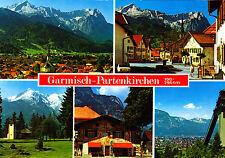 Garmisch-Partenkirchen ,.ungelaufene AK