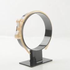 2PCS Black Acrylic Headband Holder Hairband Tiara Display Stand holder racks