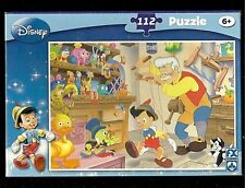 Puzzle Disney Pinocchio 112 Pieces Schmid Original
