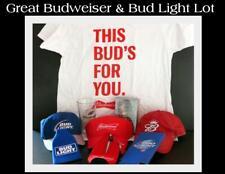 Budweiser Bud Light Lot