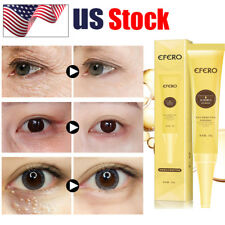 USA Collagen Power Firming Eye Cream Anti Aging Remove Eye Bags Dark Circles