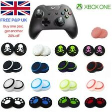 XBOX ONE Controller Thumb Grips Rubber Analog Stick Pro Cap Covers Microsoft