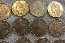 Roll of 20 1883-CCMorgan Dollars 90% Silver Nice Bright Coins