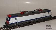 Märklin 36191 Locomotive électrique BR 191 «fuorimuro» (Italien)