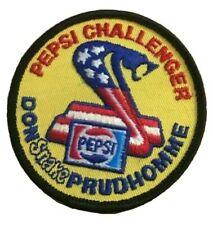 Don the Snake Prudhomme Pepsi Challenger Patch