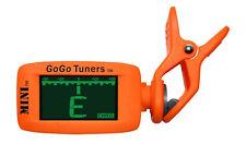GoGo Mini Chromatic Clip-On Tuner New