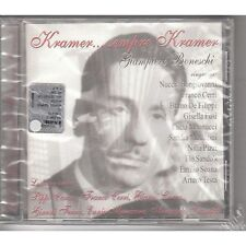 GIAMPIERO BONESCHI - Kramer - FRANCO CERRI BRUNO DE FILIPPI PIZZI CD SEALED