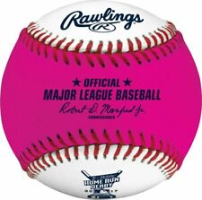 Rawlings 2017 Official Pink Home Run Derby Moneyball Baseball Boxed