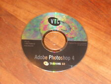 RARE Adobe Photoshop 4 VTC Training cd