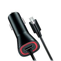 Original Micro USB Port Rapid Dual Car Charger 2.1 Amp for HTC Phones