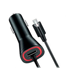 Universal Micro USB Port Rapid Dual Car Charger 2.1 AMP for Android Phones