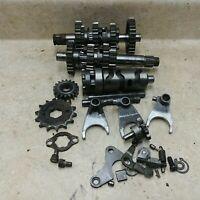 Honda 125 MT ELSINORE MT125 Engine Transmission Shift Forks 1974 HB577 MM
