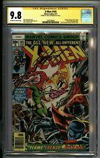 * X-MEN #105 (1977) CGC 9.8 SS Signed Claremont Firelord Phoenix (1600188004) *