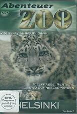 DVD Vielfrasse, Rentiere und Schneeleoparden im Zoo Helsinki
