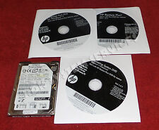 HP Compaq 6000 pro Windows 7 Pro OS Restore Recovery DVD & Drivers w/ HDD