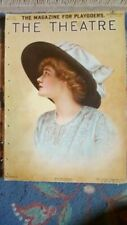RARE November 1909 The Theatre with Elsie Ferguson cover