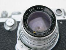 Leica copy Kardon Signal Corps U.S. Army Premier Instrument CORP. Kodak Ektar