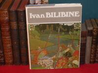 [RUSSIE ARTS] IVAN BILIBINE MONOGRAPHIE IMPRIMEE A LENINGRAD BEAU LIVRE 1981