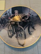New ListingNorman Rockwell Schools Out Plate with certification