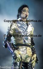 Michael Jackson a Monaco 1997, RARO concerto 30x45cm poster foto