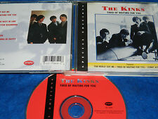 CD THE KINKS Tired of Waiting for You 10 TITRES 1995