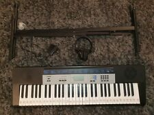 Casio CTK-1550 Large Electronic Keyboard With Stand, Headphones & Power Adapter