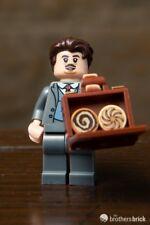 Lego Wizarding World Of Harry Potter Minifigure Jacob Kowalski