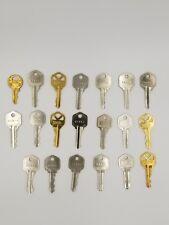 20 Key set for Property Preservation, HUD, Real Estate, REO Keys