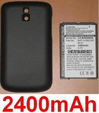 Coque + Batterie 2400mAh BAT-14392-001 Pour BLACKBERRY Bold 9000 9030, Niagara