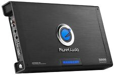 Planet Audio AC5000.1D 5000 Watt Monoblock Class D Power Car Amplifier Mono Amp