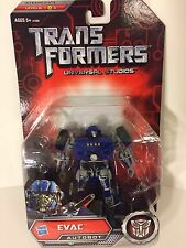 Transformers Universal Studios Exclusive Deluxe Class EVAC MOSC
