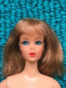 Vintage Barbie MOD Pretty Titian DRAMATIC NEW LIVING BARBIE (HIGH COLOR) 1969